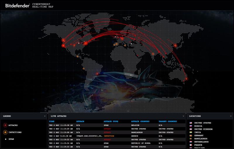 threatmap.bitdefender
